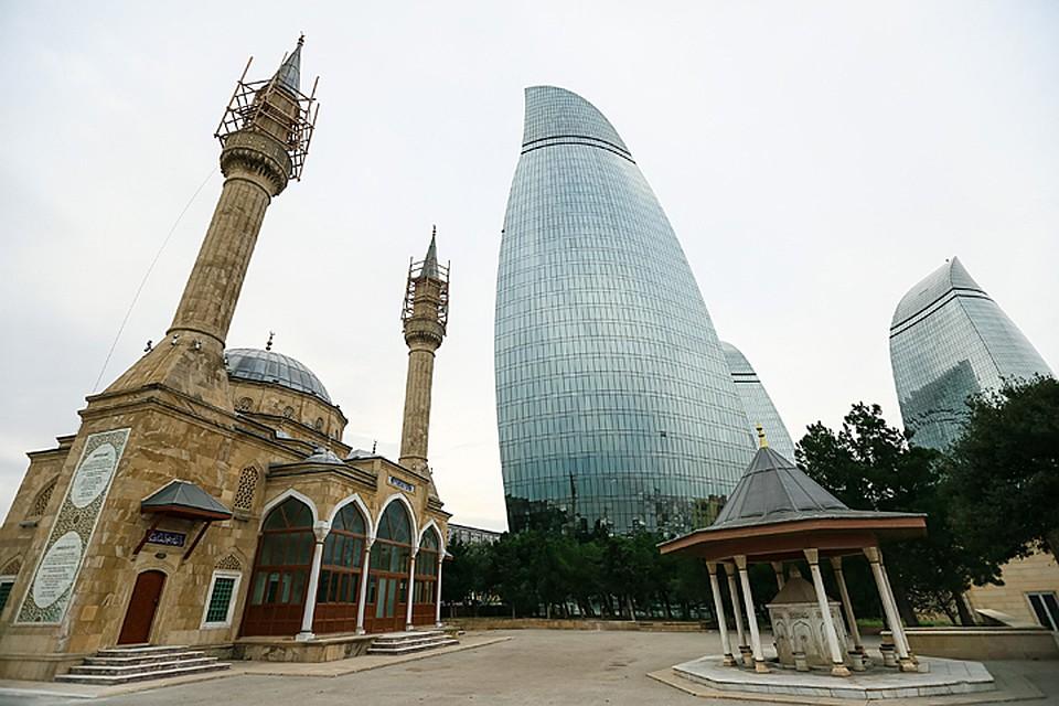 Азербайджан динамично развивается. И это заметно невооруженным взглядом. Фото: Zuma\TASS