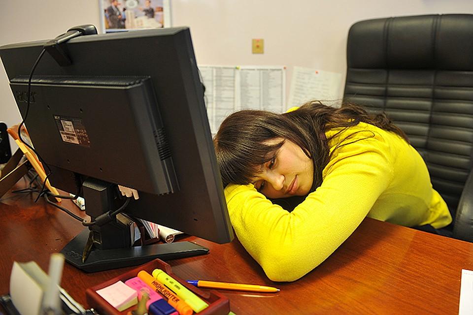 Многих из нас накрывает сонливость посреди рабочего дня, особенно после плотного перекуса в обеденный перерыв