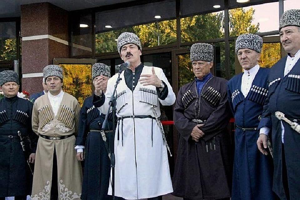 Новый год в республике дагестан
