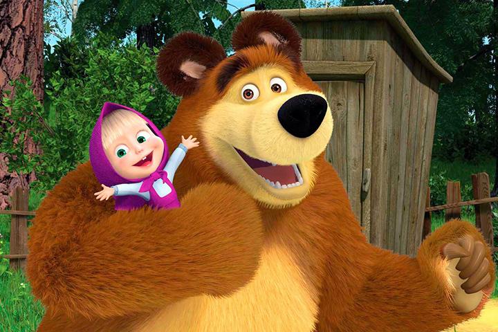 Российский мультсериал «Маша и медведи» стал мировым феноменом для его создателей совсем внезапно