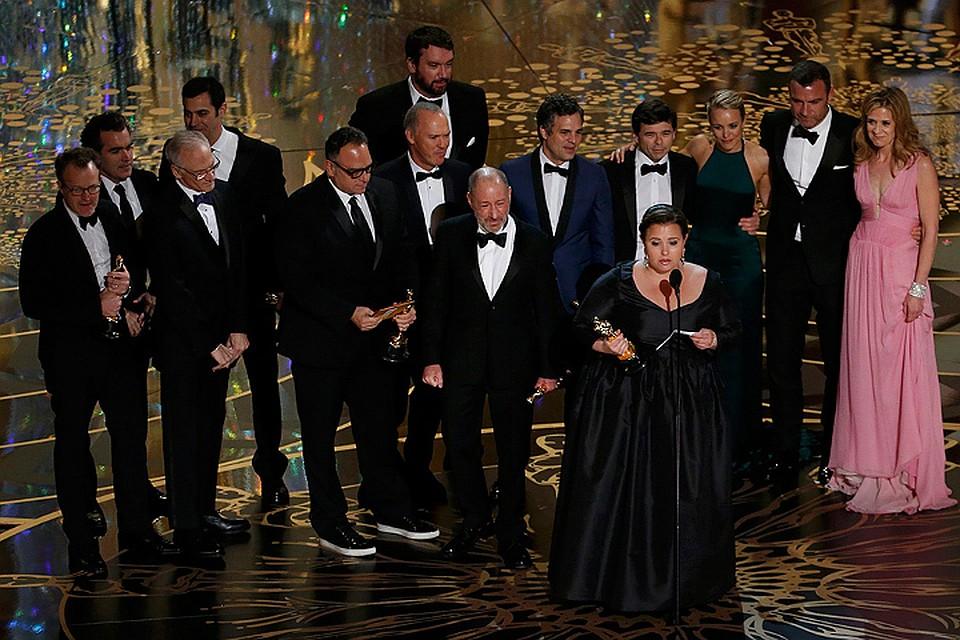 Оскар-2016: победители