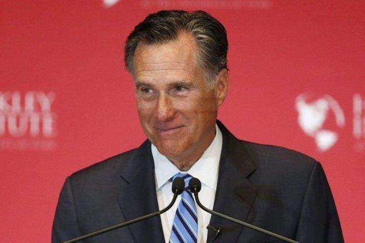 Бывший кандидат в президенты США Митт Ромни обрушился с критикой на Трампа