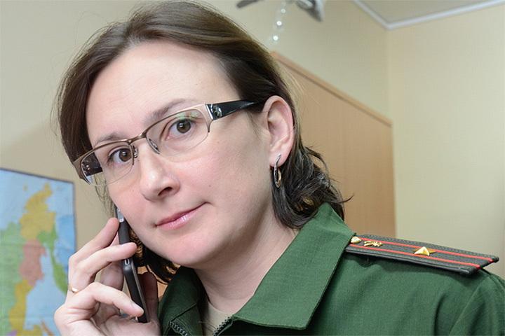 В канун Международного женского дня «Комсомолка» встретилась с военным врачом Екатериной Колобаевой.