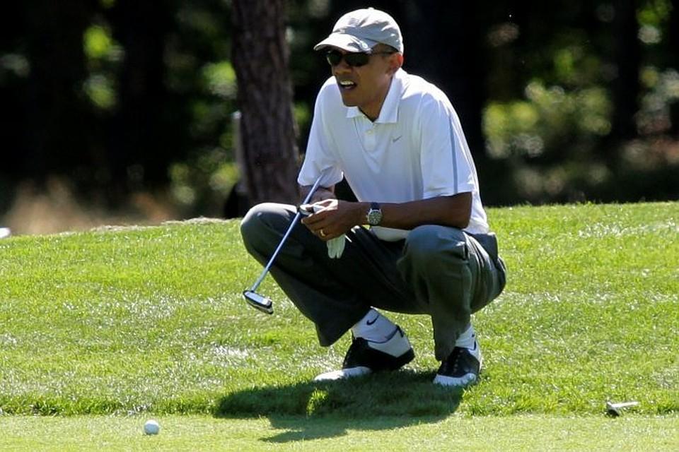 Барак Обама ведет здоровый образ жизни, не курит, занимается спортом и правильно питается