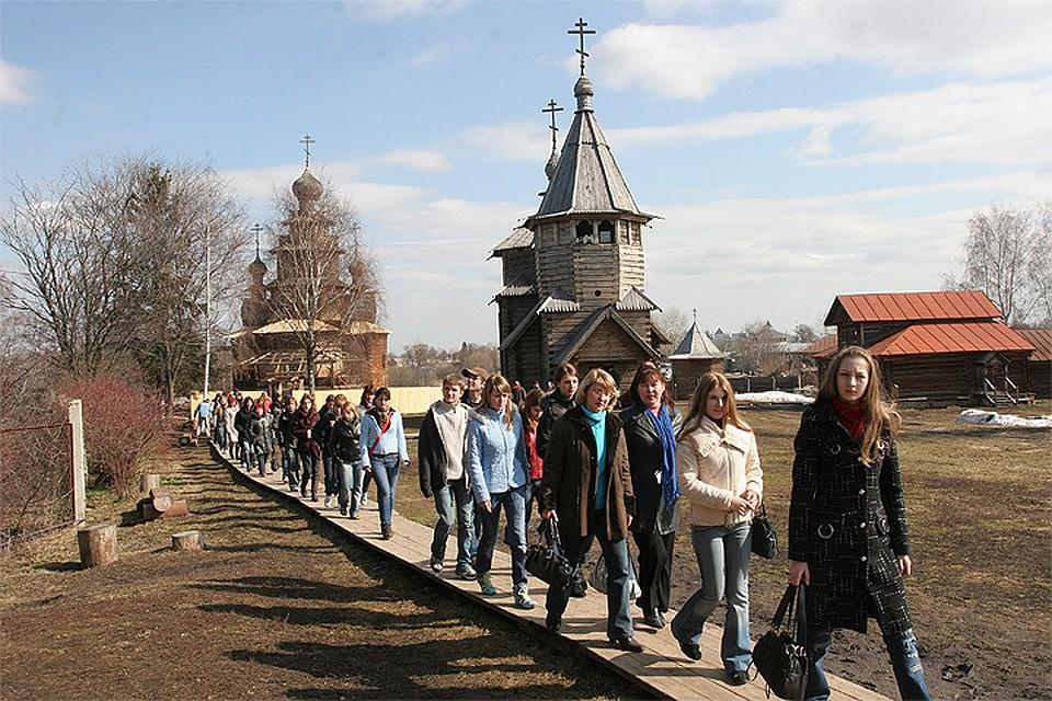 После санкций и падения рубля в России стал популярнее внутренний туризм