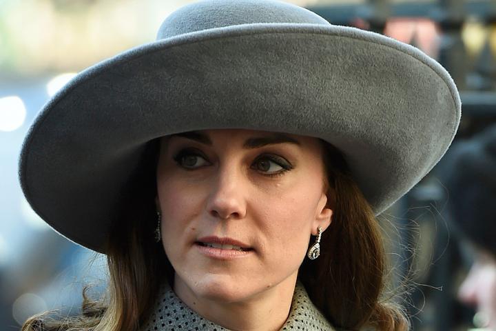 Шляпка герцогини не понравилась модным критикам.