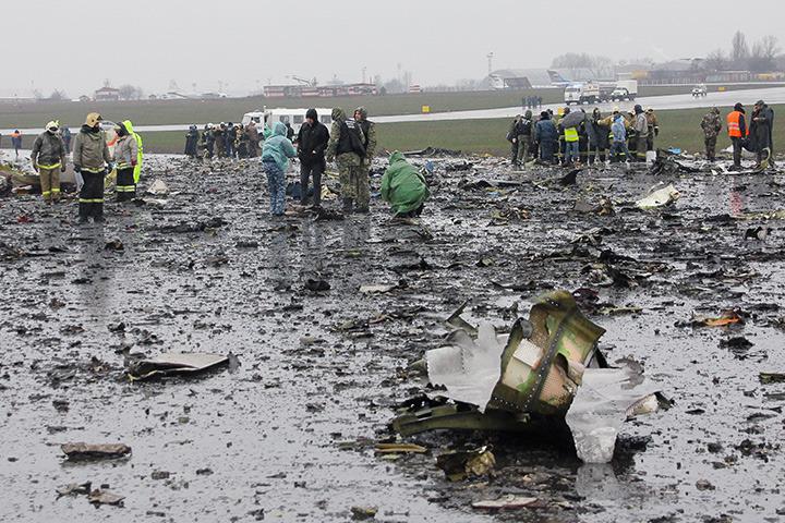 Катастрофе российского лайнера в украинских соцсетях обрадовались многие...