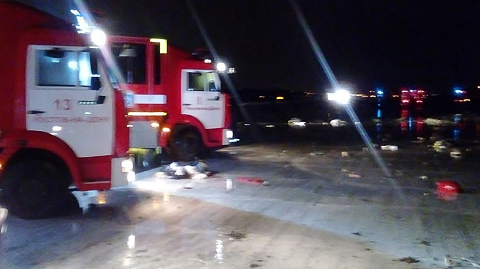 На месте крушения не обнаружено ни одного тела пассажиров и членов экипажа Валерий Матыцин/ТАСС