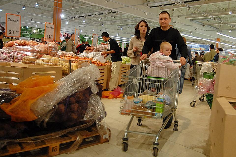 Для «нормальной жизни» жителям России необходимо 72 700 рублей в месяц