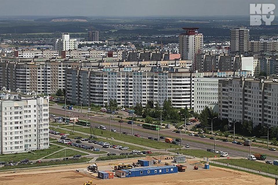 ВМинске 16-летний учащийся гимназии выпал с18-го этажа и умер