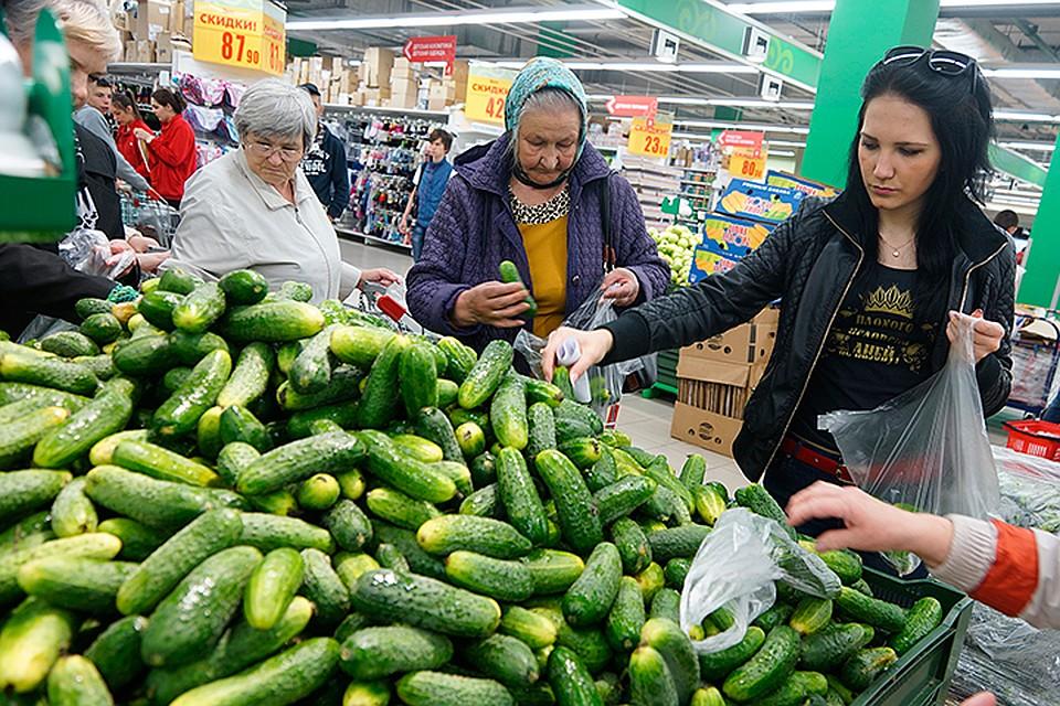 Сколько продуктов можно купить на зарплату