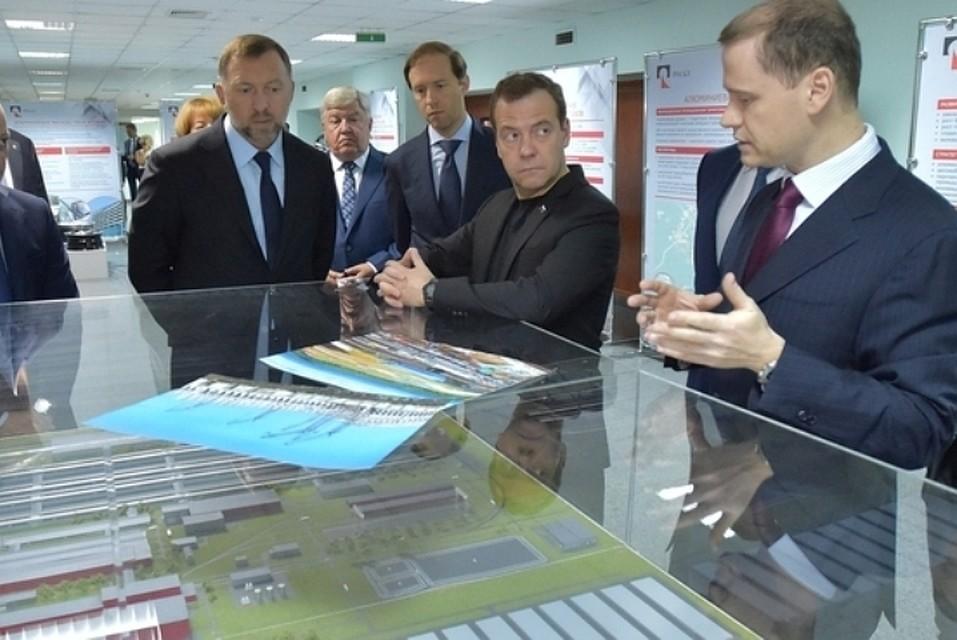 ВИркутске состоялась презентация нового самолета МС-21