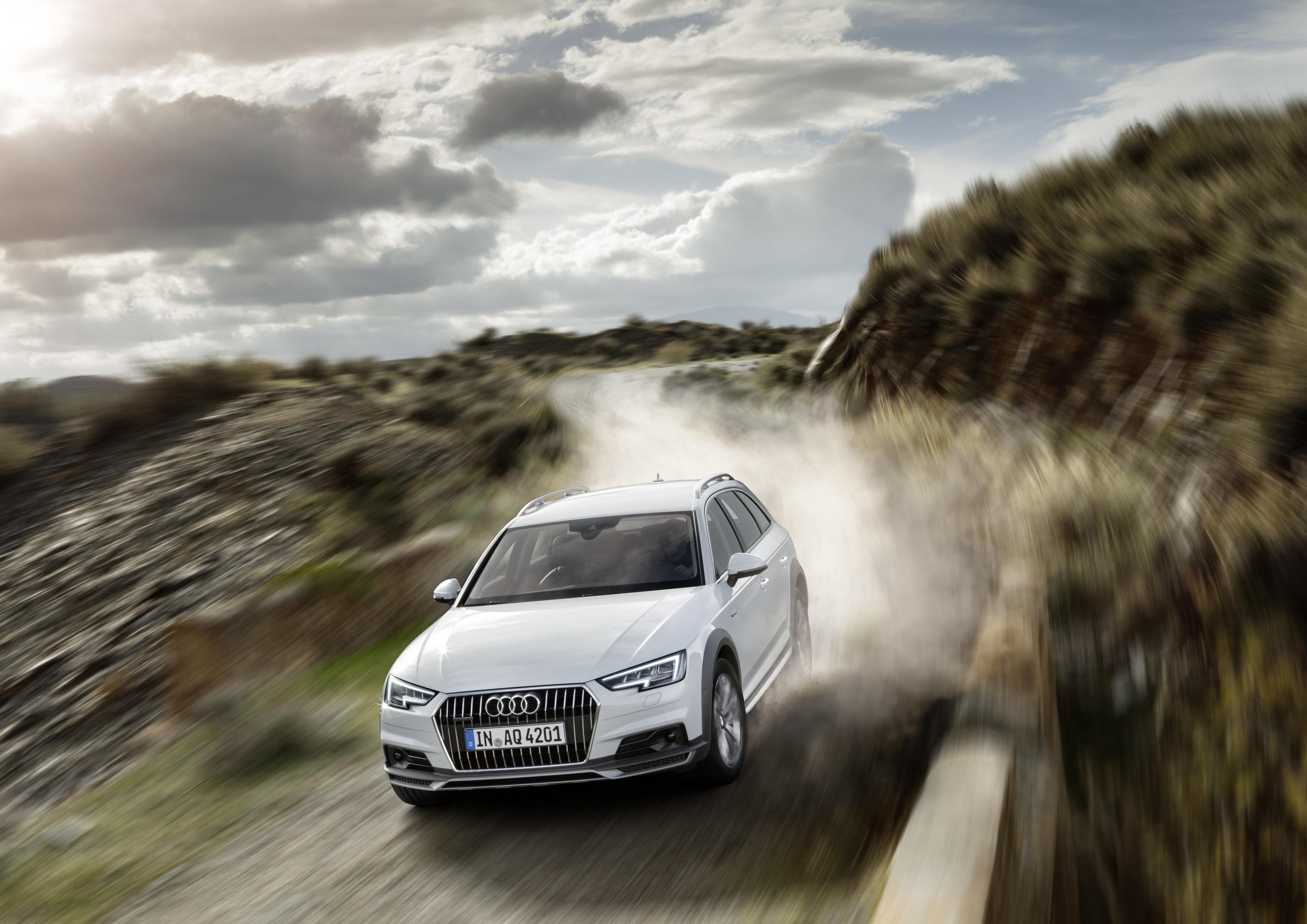 Новый двигатель 2,0 TFSI развивает мощность 249 л. с. и крутящий момент 370 Нм в диапазоне 1600-4500 об/мин. Фото Audi