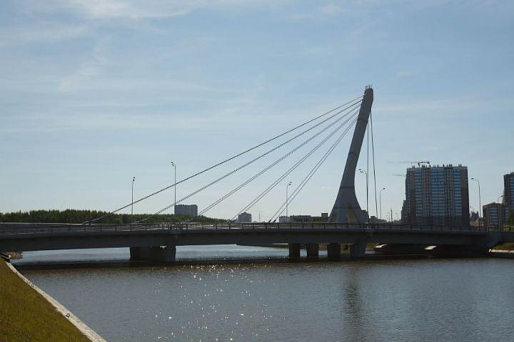 Теперь это Мост Ахмата Кадырова
