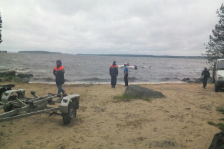ЧП произошло днем 18 июня. ФОТО: ГУ МЧС по Республике Карелия