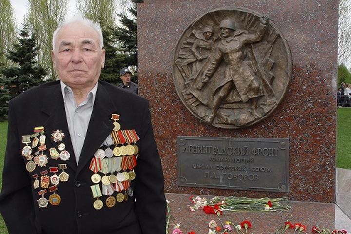 Петр Васильевич Ступин.