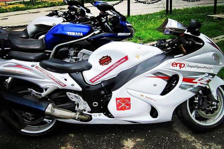 Экспедиция на мотоциклах стартует в понедельник. ФОТО: соцсети
