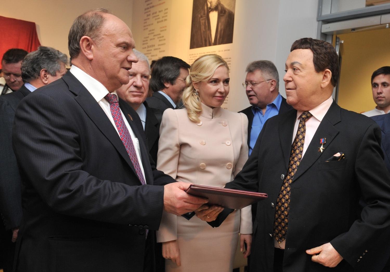 26 июня у лидера КПРФ Геннадия Зюганова - день рождения.