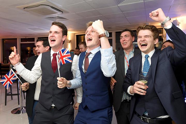 Британия окончательно и бесповоротно порвала с единой Европой?