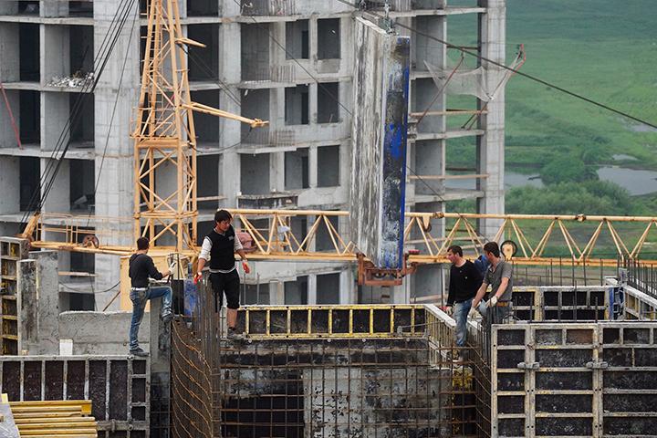 За последние годы в столице построено 40 миллионов квадратных метров недвижимости