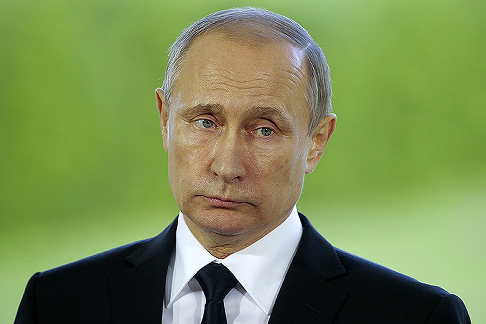 Путин закон о взыскании задолженности