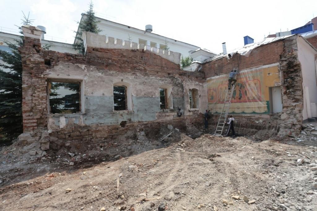 Заразрушение старинного храма вЧелябинске наказали настоятеля