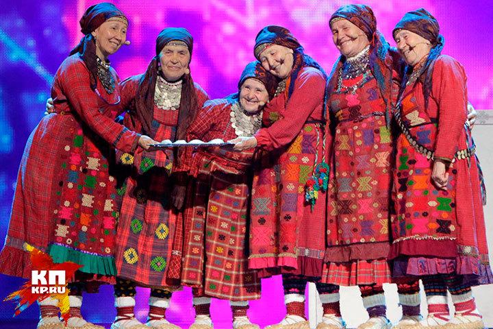 ВДонецк наДень шахтера приедут «Бурановские бабушки»