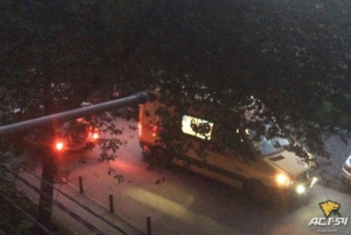 ВНовосибирске годовалый ребенок выпал сбалкона 3-го этажа