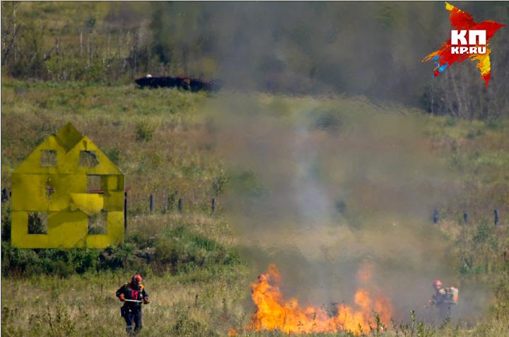 В Свердловской области продолжают полыхать леса. Только за сутки вспыхнуло около 114 гектаров леса