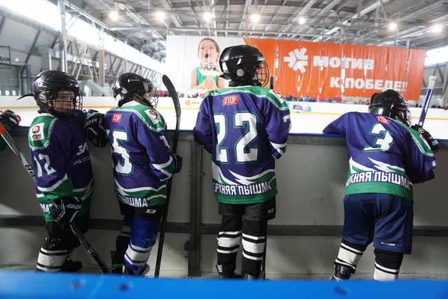 ВНижнекамске открылся Кубок мира похоккею среди молодежных команд