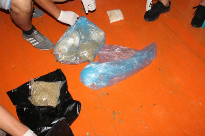 ВБашкирии задержали сбытчиков крупной партии синтетических наркотиков