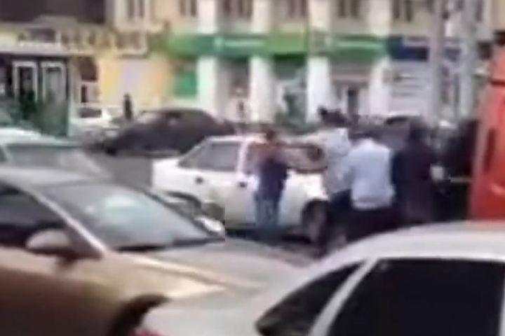 Работник ДПС, избивший 2-х граждан Воронежа, пойдет под суд