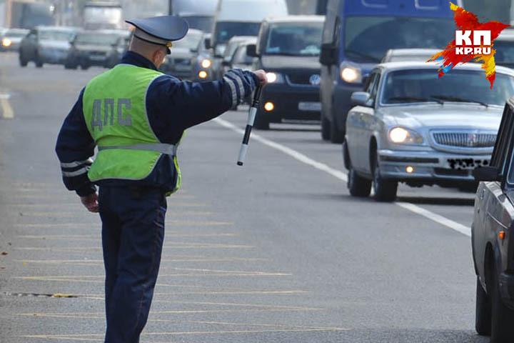 ВБрянском районе пройдут двухдневные проверки водителей