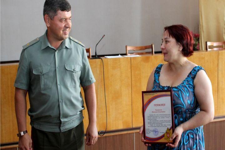 Женщина изчувашского села спасла юного парня впожаре