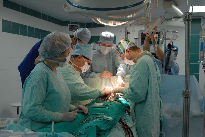 Новосибирские хирурги совершили прорыв вмедицине