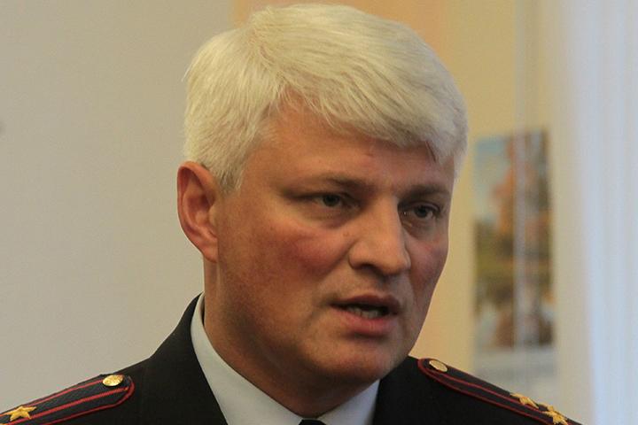 Экс-руководитель МВД поВладимирской области получил зарастрату два года условно
