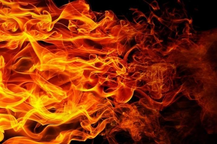 Пенсионерка ссыном погибли напожаре вМинском районе