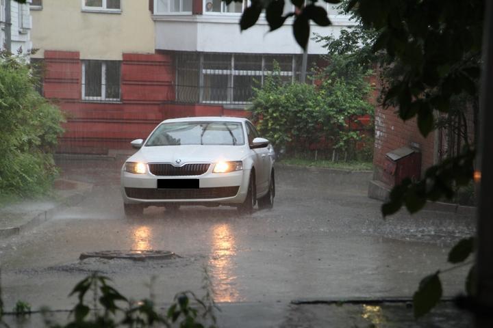Режим повышенной готовности введён вИркутске из-за 4-дневного дождя