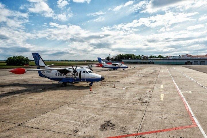 Краснодар: Авиакомпания «Оренбуржье» открыла рейс Ростов