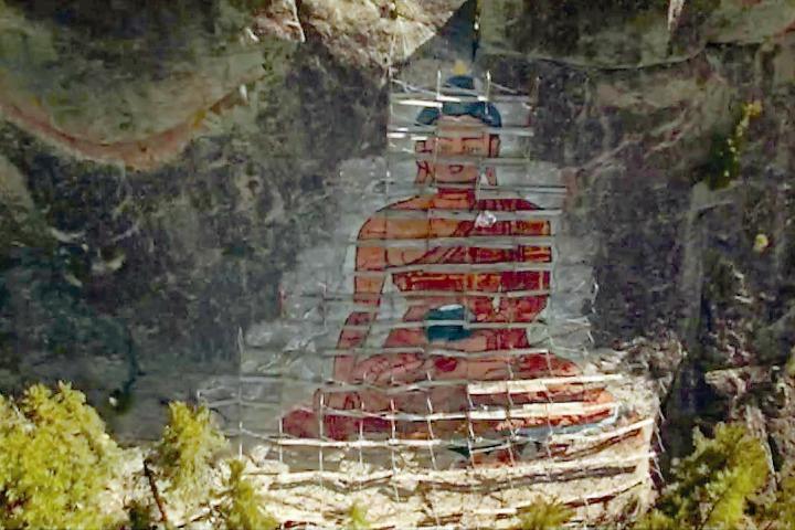 ВБурятии создана самая большая вРоссии статуя Будды Шакьямуни