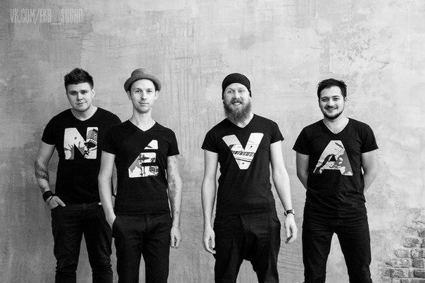 Екатеринбургская группа N.E.V.A. выступила на«Новой волне» сДубцовой
