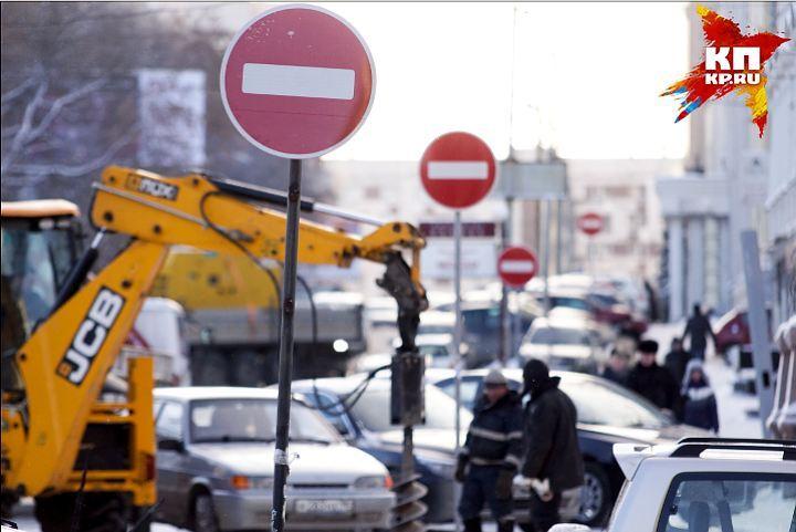 Ищите пути объезда: дорожники будут неделю чинить улицу Артинскую