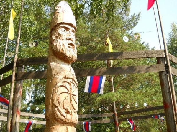 ВПермском крае украли идолы славянских богов