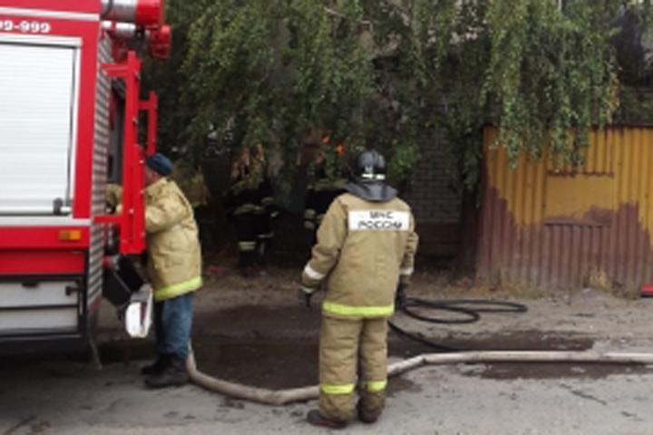 Троих человек спас напожаре гражданин Новозыбкова Сергей Ахтанин rss