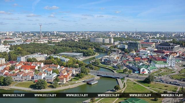 Президент утвердил новый генплан развития Минска до 2030-ого