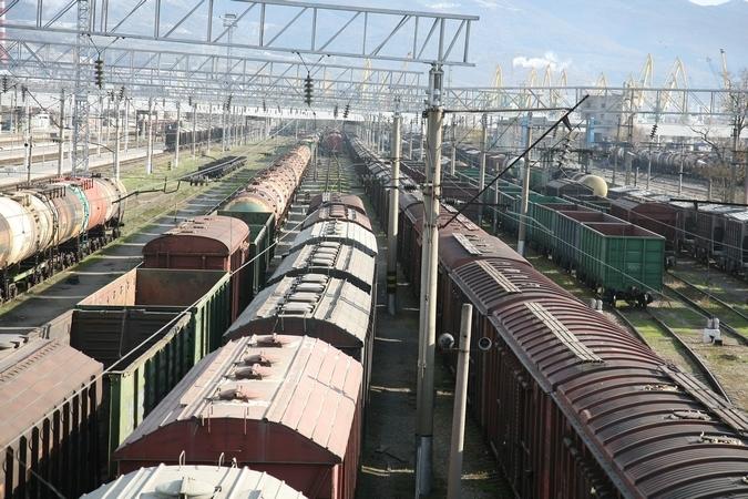 НаКубани сошла срельсов цистерна грузового поезда