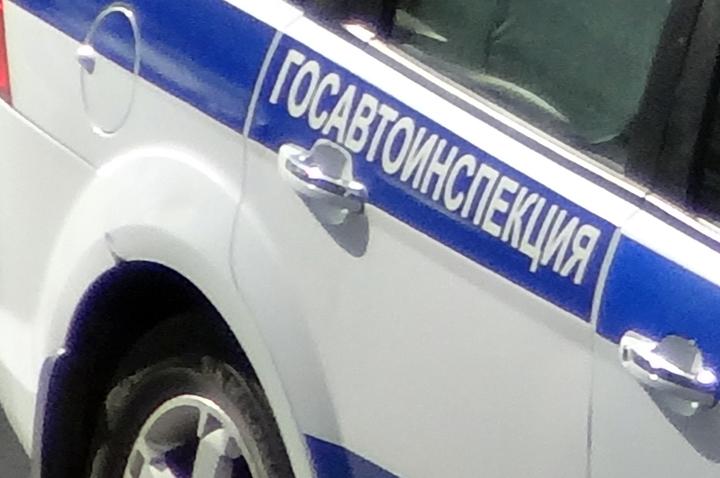 ВДТП под Тюменью зажегся автомобиль: вмашине были дети