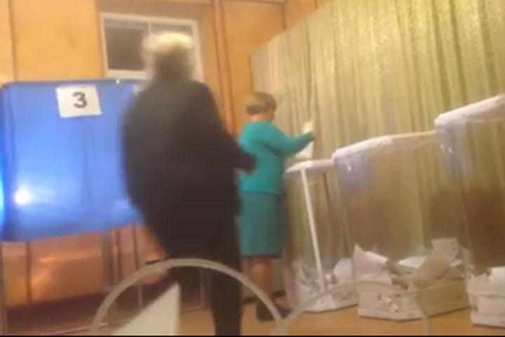 Из-за вброса бюллетеней белгородский облизбирком аннулировал выборы научастке вЯковлевском районе