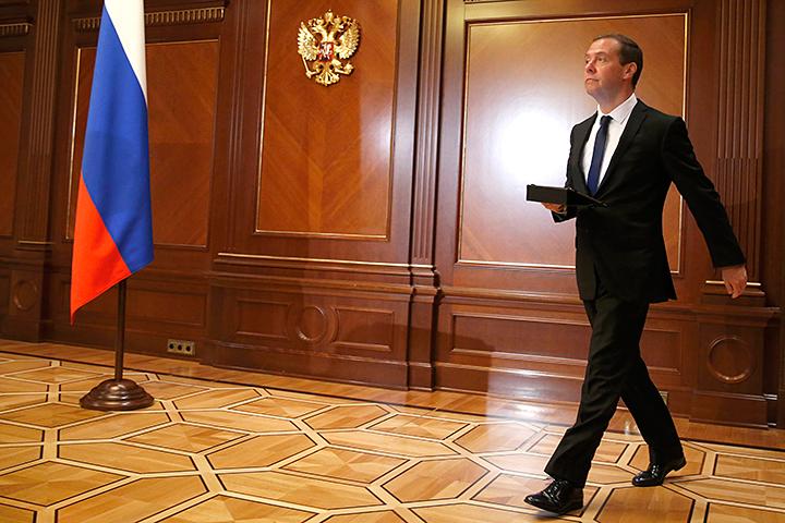 Д. Медведев подписал документ осоздании ТОР вАнжеро-Судженске
