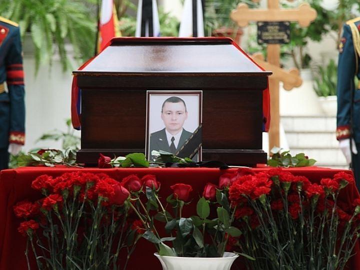 Именем погибшего вСирии воронежского связиста предлагается назвать проулок всело Чертовицы